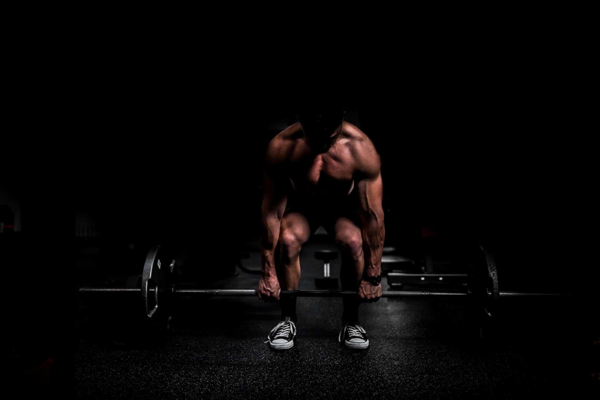 Muskelaufbau mit 50 bild 2