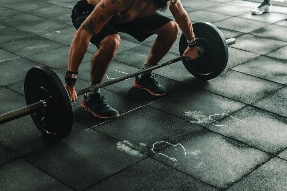 Muskelaufbau mit 50 bild 1